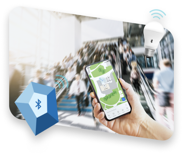 How does Indoor Positioning work