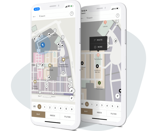 Digital Store Maps