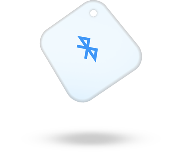 Bluetooth® Low Energy Tags@2x